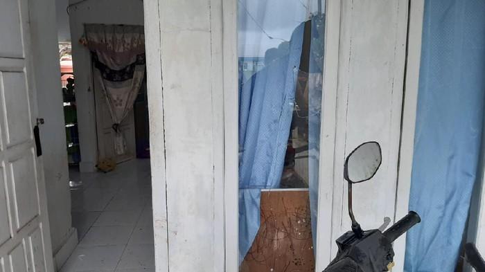 Karyawan ASDP Pelabuhan Bajoe Aniaya Rekannya Pakai Parang