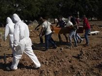 Brasil Catat Rekor Kematian Harian Tertinggi Akibat Corona