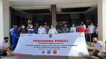 Pertamina Serahkan 1 Unit Ambulans ke Pemkab Tuban untuk Atasi Corona