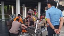 Polisi Periksakan Kondisi Kejiwaan TKA China yang Ngamuk di Bandara