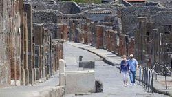 Fakta Pompeii, Kota Kuno Romawi yang Hancur Karena Erupsi Gunung Berapi