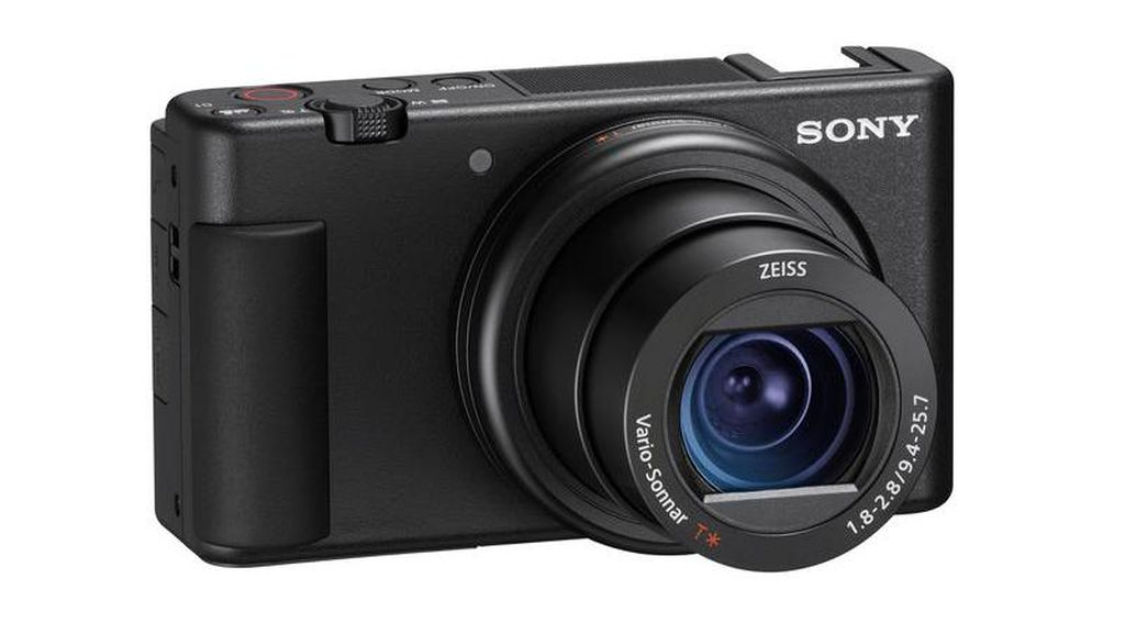 Sony Rilis ZV-1, Kamera Khusus Vlogger Seharga Rp 11,7 Juta
