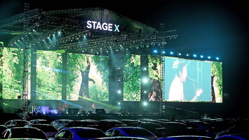 Cara Unik Hyundai Gelar Konser K-Pop, Penontonnya di Dalam Mobil