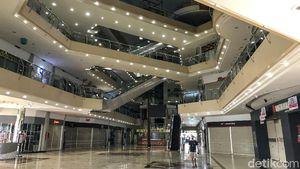 Mall Metropolitan Bekasi Menanti Relaksasi PSBB