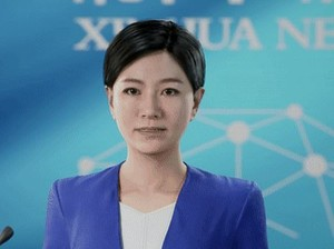 Ini Presenter Berita 3D Pertama di Dunia, Hasil Kloning Jurnalis Manusia