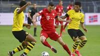 Klasemen Liga Jerman: Bayern Munich Jauhi Borussia Dortmund