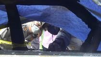 Periksa Mobil Terbakar yang Tewaskan Dua Balita, Ini Hasil Sementara Labfor