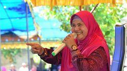 Setelah Hoax Meninggal Dunia, Mamah Dedeh Silaturahmi ke Rumah Abdel