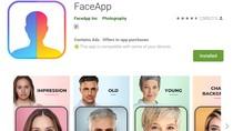 Cara Pakai FaceApp untuk #OplasChallenge