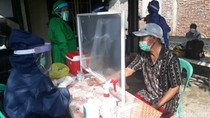 Buntut Pasien Corona Kabur dari Jakarta, 25 Warga Brebes Di-Rapid Test