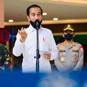 Jokowi Tak Mau Corona Hentikan Proyek Strategis Nasional