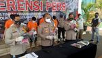 Komplotan Pemeras Pelajar di Bintaro yang Ngaku Polisi Dibekuk