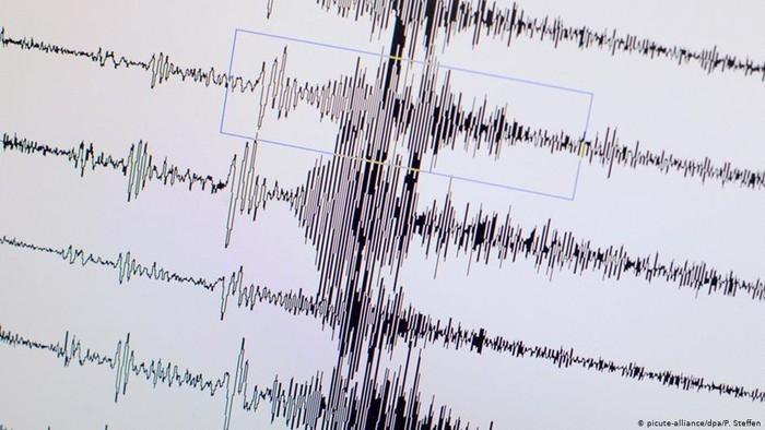 Lempeng Tektonik Bergoyang Lambat Sebelum Gempa Hebat