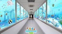 Potret Rumah Sakit yang Paling Indah Dipandang Mata