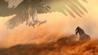 Ini Burung Raksasa Menakjubkan yang Pernah Menghuni Bumi