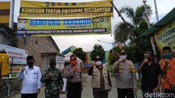 Layanan Konseling Psikologi Perkuat Kampung Tangguh Kota Blitar