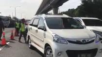Dua Hari Penyekatan Arus Balik Mudik di Km 47, 1.411 Kendaraan Diputar Balik
