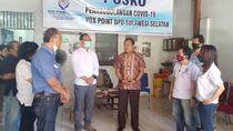 Alumni Akpol 89 Bagikan 1.000 Sembako ke Warga Sulsel Terdampak Corona