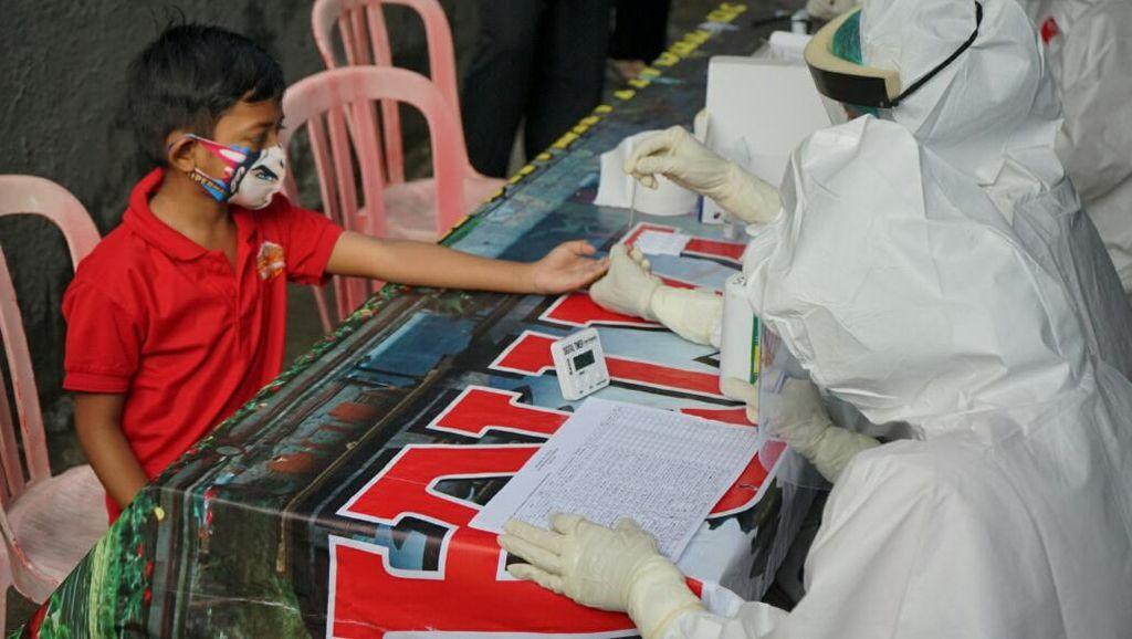 Satu Gang di Denpasar Diisolasi Usai Ada Pendatang yang Positif Corona