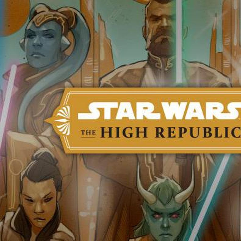 Novel Star Wars: The High Republic Ditunda Terbit ke 2021