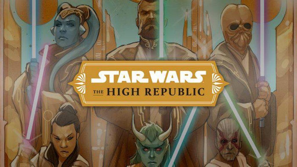 Novel Star Wars: The High Republic Ditunda Terbit ke 2021