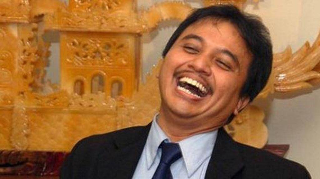 Roy Suryo Nynyirin Panci dan Kue Lebaran Tak Sesuai Ekspektasi