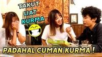 Reaksi Unik Orang Jepang Saat Pertama Kali Makan Kurma