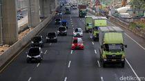 Tanpa SIKM, 488 Kendaraan Putar Balik di Tol Cikampek