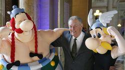 Warisan Terakhir Komikus Asterix Terjual Rp 6,5 M
