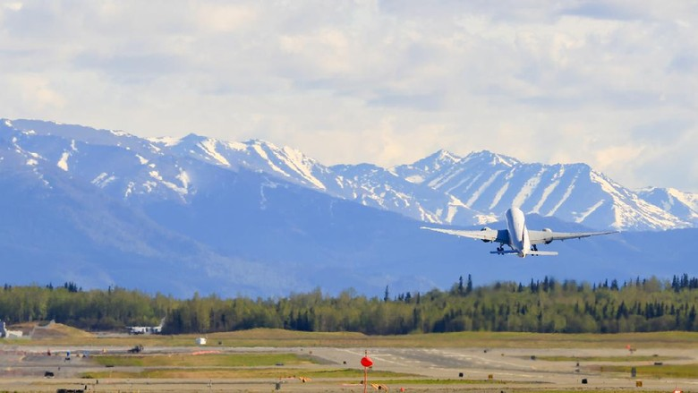 Bandara Anchorage Alaska