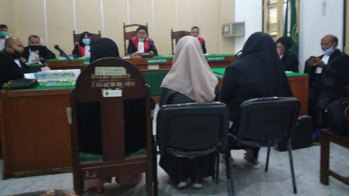 Sidang kasus hakim Jamaluddin (Datuk Haris Molana-detikcom)