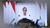 Jokowi Apresiasi Target Tes COVID Terpenuhi: Target ke Depan 20 Ribu/Hari