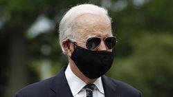 Biden Sebut Trump Bodoh karena Tak Pakai Masker Saat Pandemi Corona