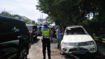 Polisi Ungkap Penyebab Kecelakaan Tunggal Eggi Sudjana di Cibinong