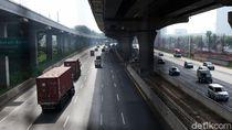 3 Hari Usai Lebaran Sudah 171.046 Kendaraan Masuk Jakarta Via Tol