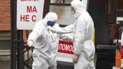 Otoritas Rusia untuk pertama kalinya menyebarkan data 101 petugas medis meninggal akibat COVID-19 setelah beredarnya data lain terkait hal tersebut.