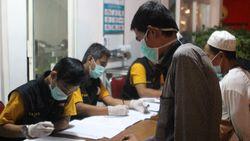 179 Migran Dideportasi dari Malaysia via Entikong, Jalani Protokol Kesehatan
