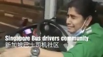 Kisah Pilu Supir Bus yang Suaminya Meninggal, Cuma Boleh Melayat 3 Jam