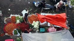 Bogor Perketat PSBB, Namun Pasar Tradisional Masih Dipenuhi Warga
