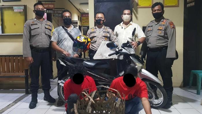 Pelanggar lalin yang pukul polantas di Banda Aceh (Dok. Istimewa)