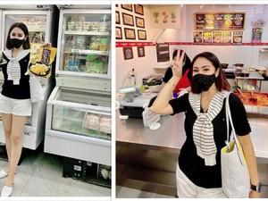 Kecanduan Drama Korea, Femmy Permatasari Hobi ke Supermarket Korea