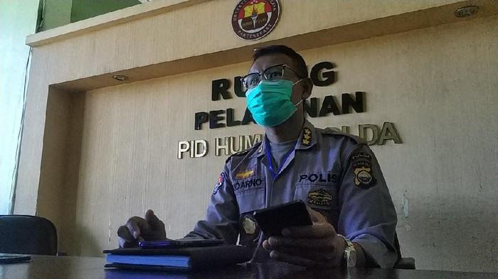 Kabid Humas Polda Bengkulu Kombes Sudarno (Hery-detikcom)