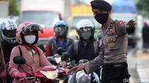 46 Hari Pelaksanaan PSBB Jakarta, Ada 79.930 Orang yang Melanggar