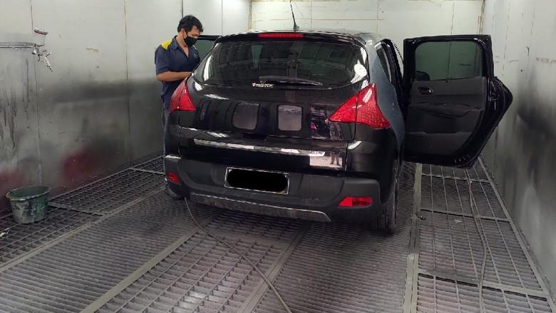 Bengkel Astra Peugeot
