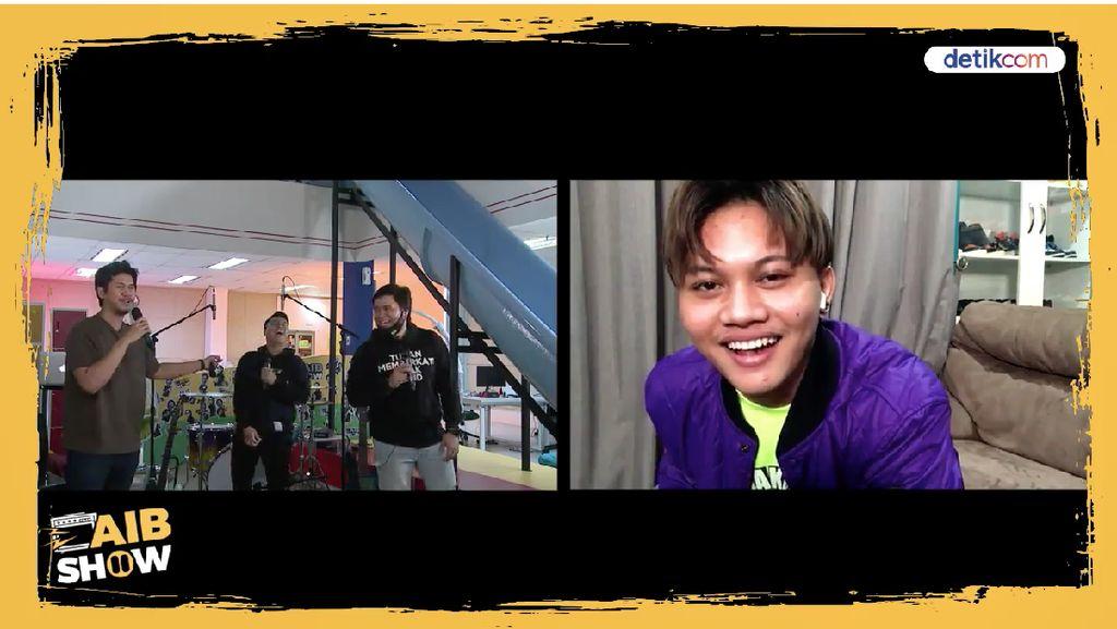 Tantangan Rizky Febian untuk AIB Show: Dangdut Koplo Penantian Berharga