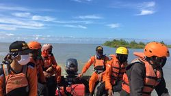 Pencarian Warga yang Hilang di Sungai Mapilli Sulbar Terkendala Cuaca