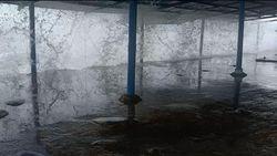 Gelombang Tinggi Terjadi di Bengkulu, Nelayan Tak Berani Melaut