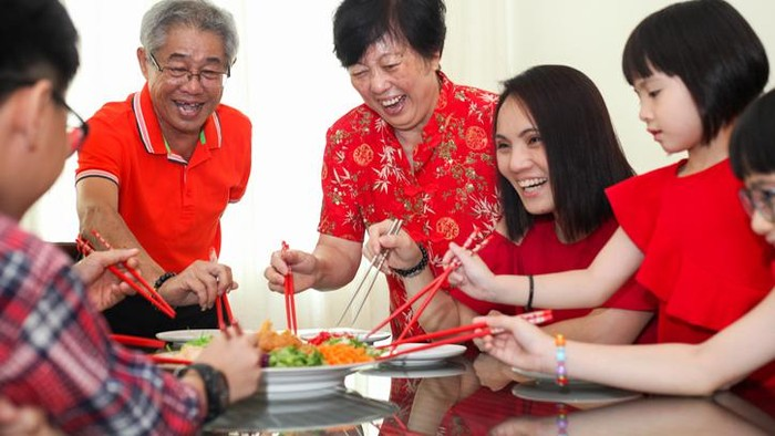 Budaya makan di China