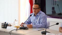 Menteri Edhy Urai Filosofi Regulasi Budidaya Lobster