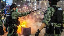 Menlu AS Sebut Hong Kong Tak Lagi Otonom dari China